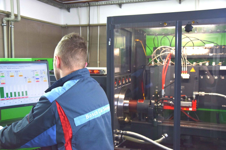Stanowisko pracy Bosch EPS 815