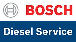 Bosch Diesel Service logo